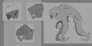 Lovecraft Shoggoth Sketch 01