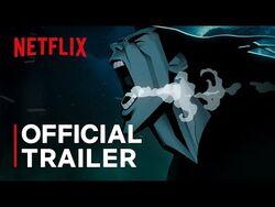 LOVE DEATH + ROBOTS VOLUME 2 - Official Trailer - Netflix