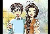 Mutsumi and Keitaro
