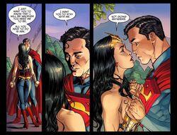 Superman wonder relationship woman 10 Questions