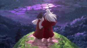 Inuyasha & Kagome (The Final Act) EP26 (12)