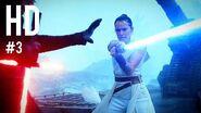 Rey Vs Kylo Ren' The Rise Of Skywalker Clip-1