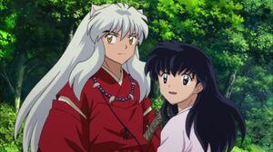 Inuyasha & Kagome (The Final Act) EP26 (8)