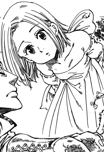 Elaine (The Seven Deadly Sins)