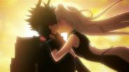 Hayato & Emilia First Kiss E3