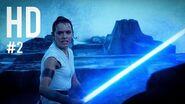 Rey Vs Kylo Ren' The Rise Of Skywalker Clip-0