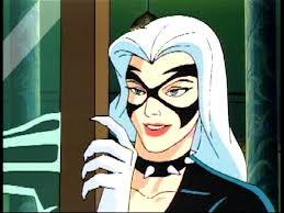 Black Cat (90s Animated Series)
