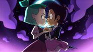 Luz and Amity about to dance