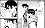 Shin and Kai Moment - Awww~