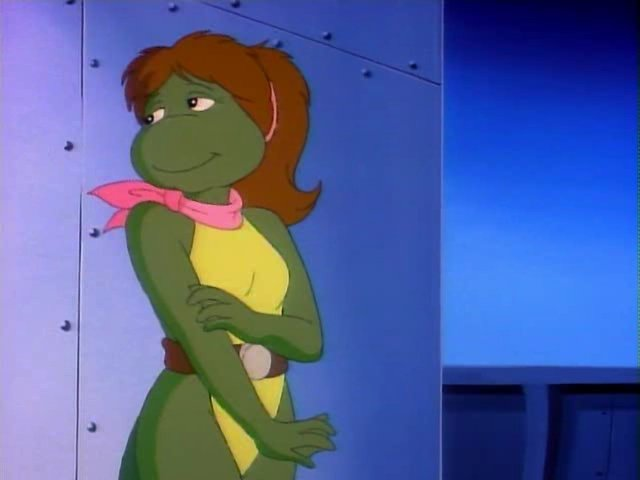Mona Lisa (Teenage Mutant Ninja Turtles 1987 TV series)