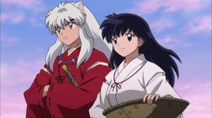 Inuyasha & Kagome (The Final Act) EP26 (9)