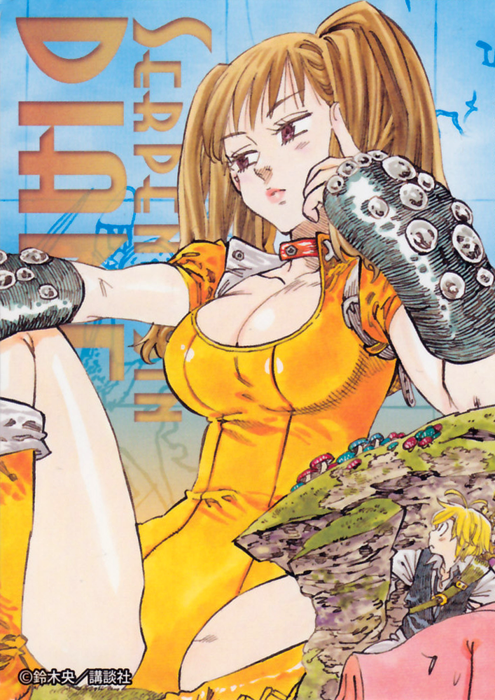 Diane (The Seven Deadly Sins)