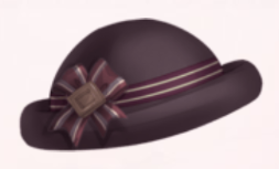 Chocolate Hat-Brown