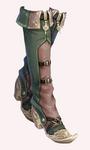 Copper Vintage Boots
