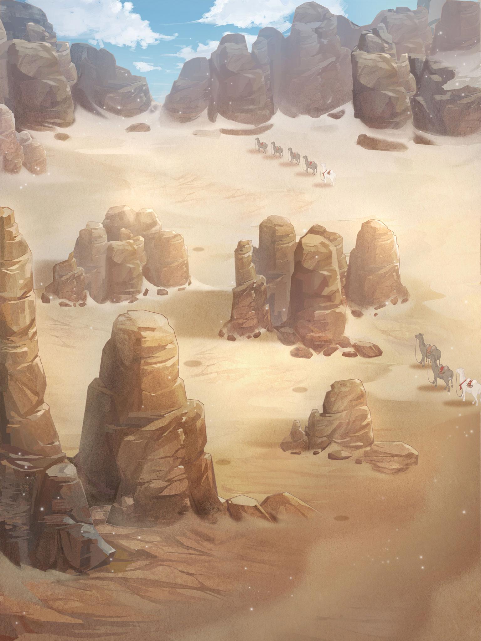Mist Sand