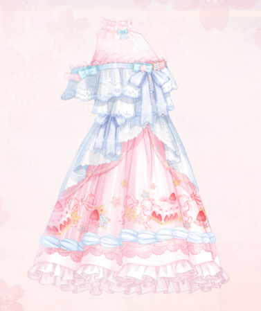 Berry Lure (Dress)