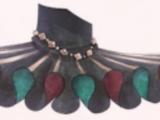Colorful Ruff Collar