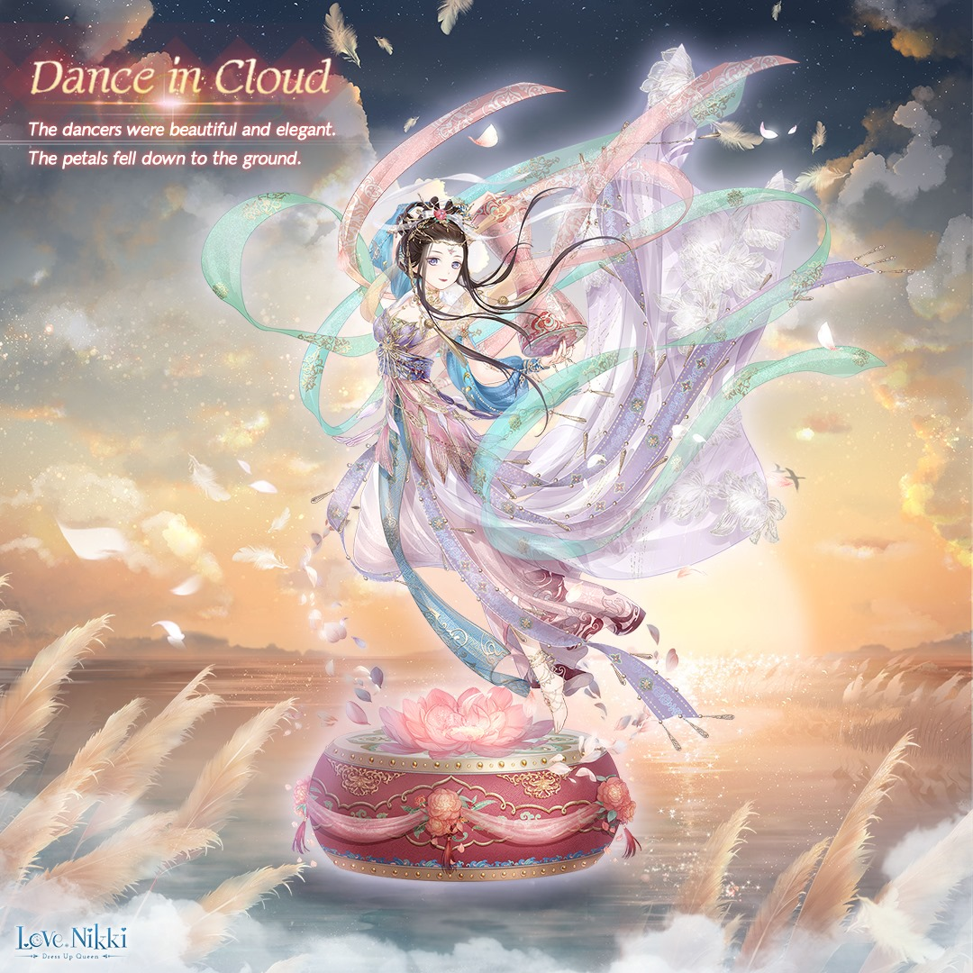 Dance in Cloud