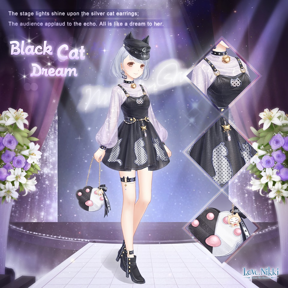 Black Cat Dream