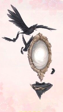 Mirror and Raven