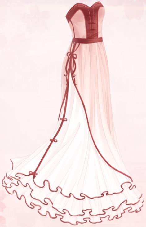 Auspicious Clouds (Dress)
