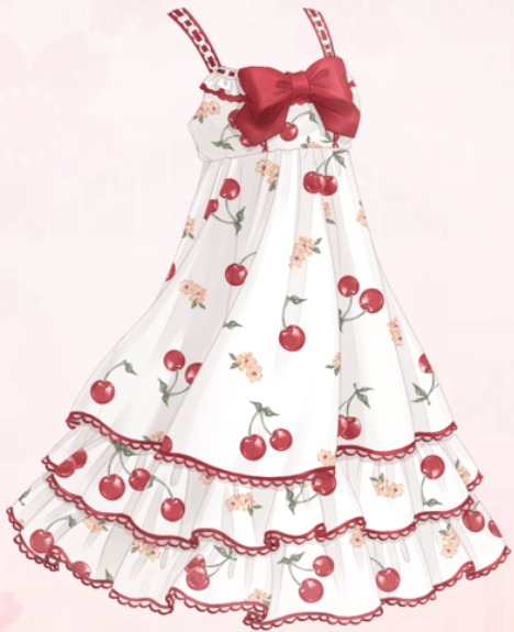 Cherry Youth (Dress)
