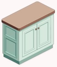 Natural Cabinet