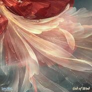 God of Wind close up 2