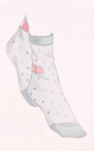 Curly Socks