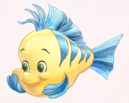 Friend ♥ Flounder