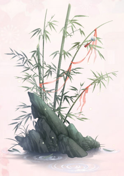 Breeze among Bamboos