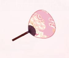 Japanese Fan-Lady