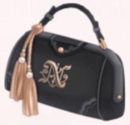 Black Pearl Bag-Epic