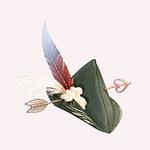 Emerald Feather Arrow