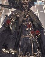 Dark Raven close up 1