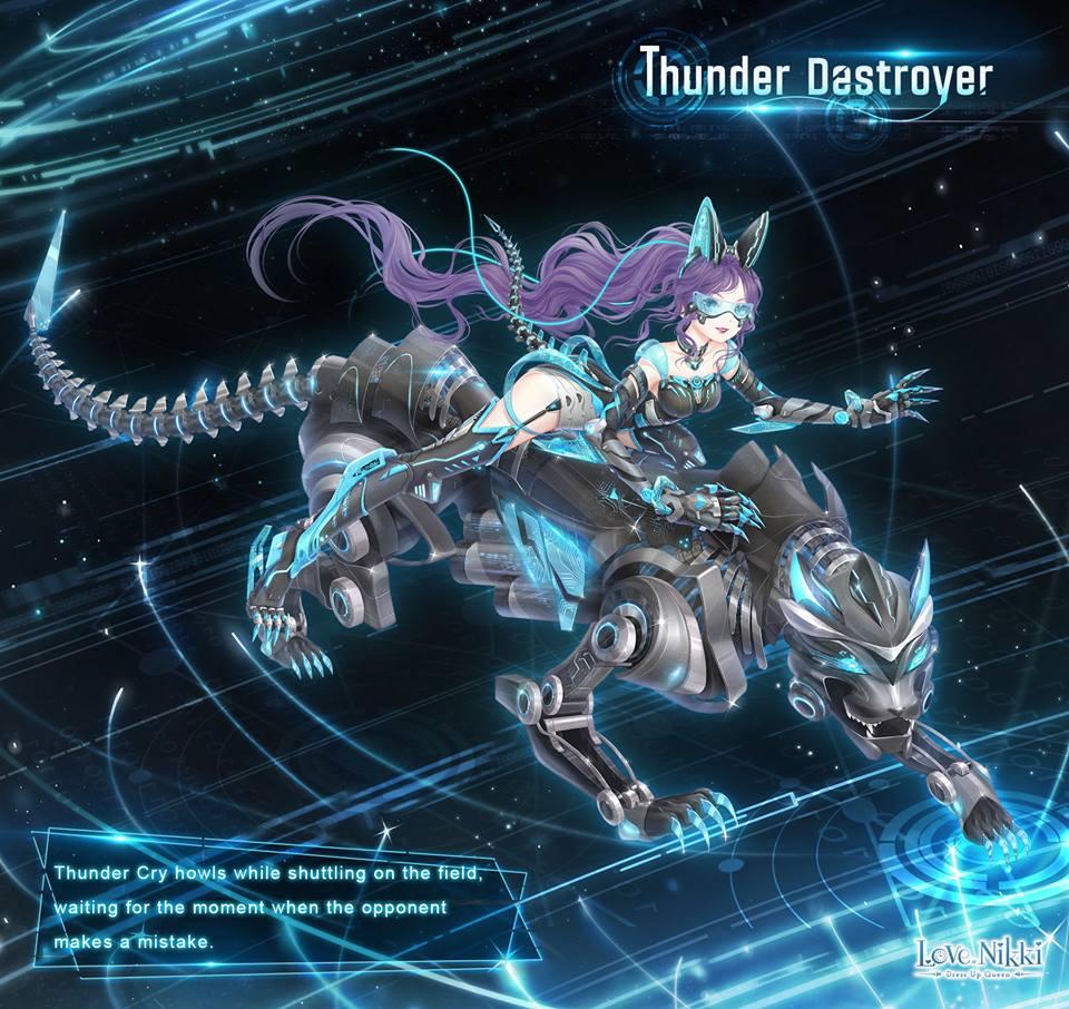 Thunder Destroyer