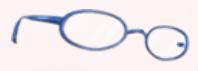 Common Glasses-Blue