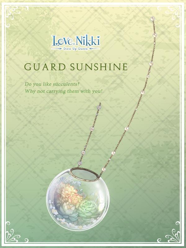 Guard Sunshine