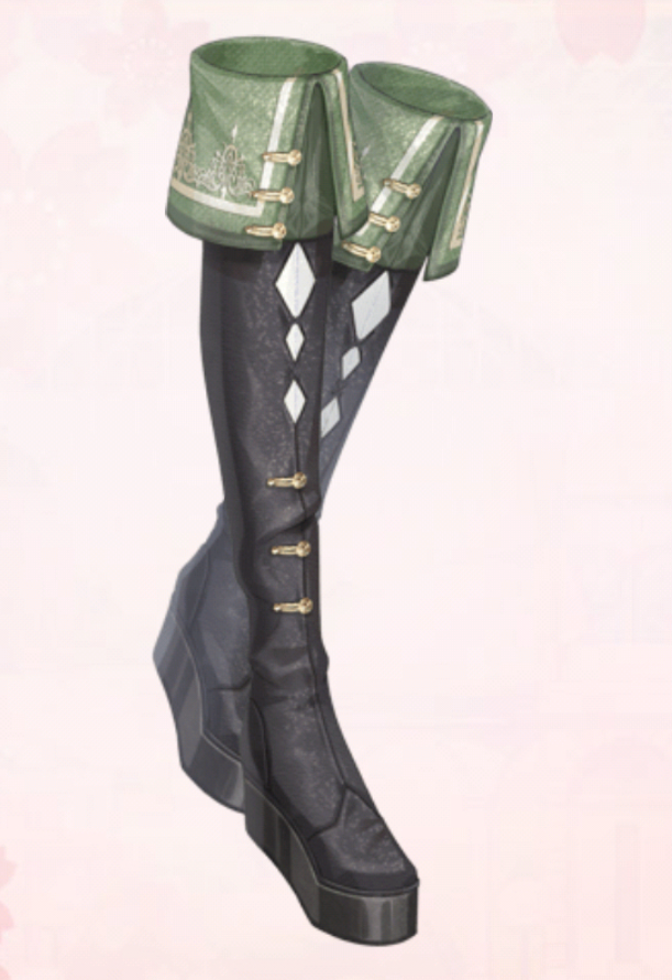 Forest Legend (Shoes)