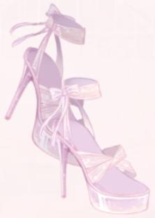 Chiffon Shoes