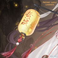 Nether Lotus Lantern close up 2