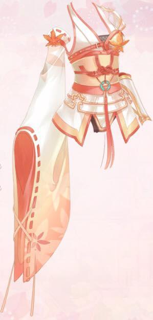 Maple Leaf Ninja (Dress)