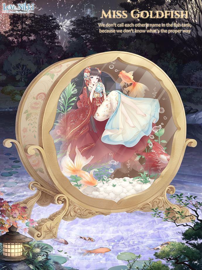 Miss Goldfish