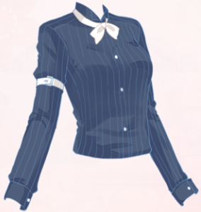 Polite Waiter-Shirt
