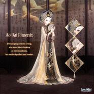 Ao Dai Phoenix