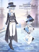 Sapphires the Phantom Thief
