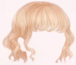 Blonde Doll-Rare
