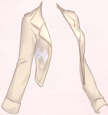 Short coat-Beige