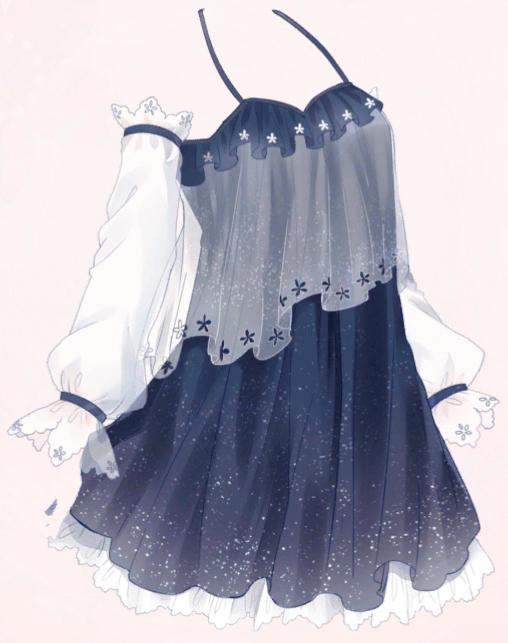 Bright Galaxy (Dress)