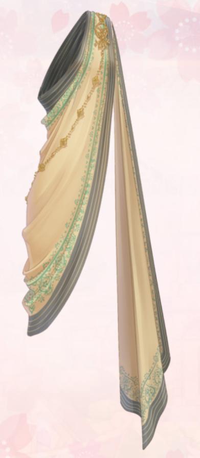 Golden Sari